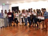 La FESC reconoce el trabajo del grupo de teatro
